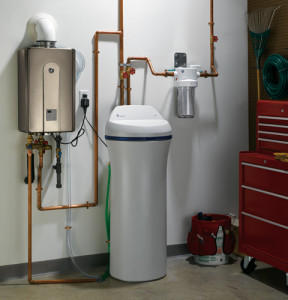 A water softener changes the relationship you have with your water!